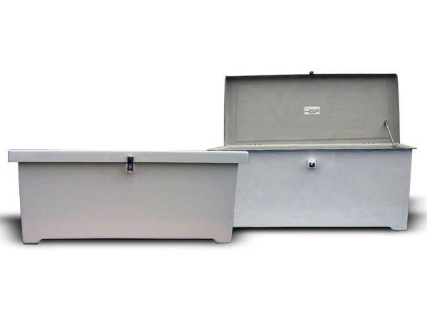 Fiberglass Deck Box