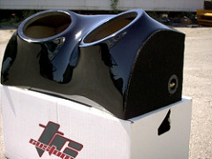 Fiberglass Speaker Boxes