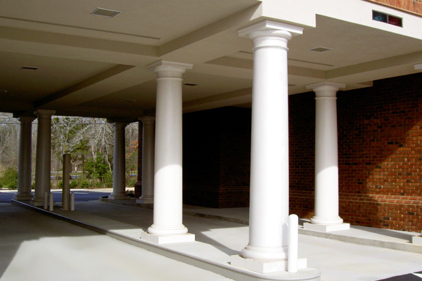 Architectural Fiberglass Fabrication Service